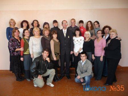 Педагогический коллектив школы разных лет