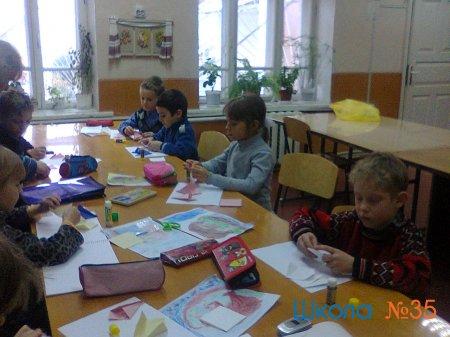 """Кружок """"Оригами"""" в ГПД"""