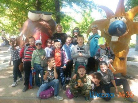 Путешествуем по Крыму. 1 и 2 б классы Бахчисарай