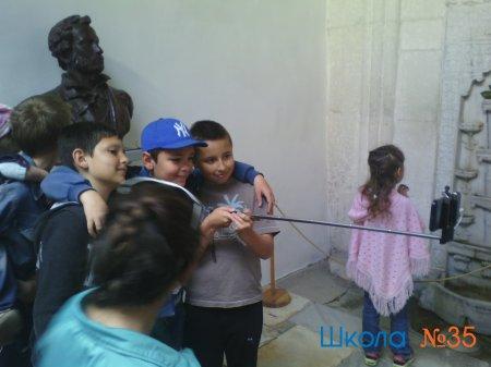 Экскурсия в ханский дворец. Бахчисарай. 5 класс