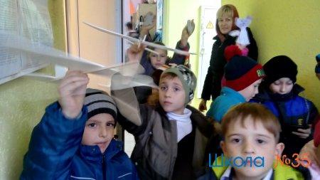 Развивающие занятия в ГПД. Станция Юных Техников.