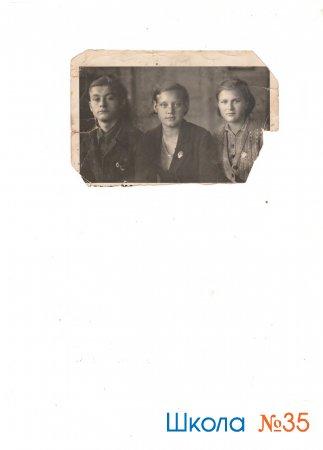 Выпускники 1940 года