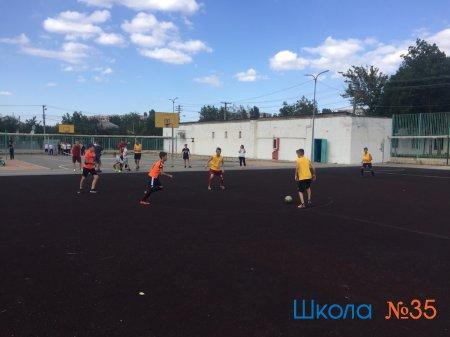 Чемпионат но мини футболу
