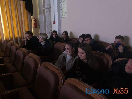 Посещение фестиваля социальных роликов «Золотой Чарли» в РГУПе